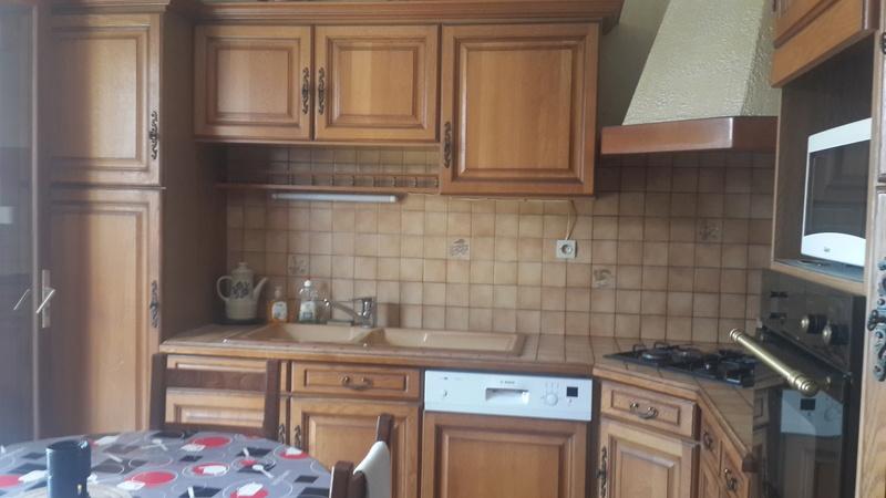 Grand salon s jour v randa faut il ouvrir la cuisine Faut il aligner meubles cuisine