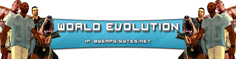 Brasil World Evolution