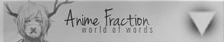 Anime Fractions - World of Words