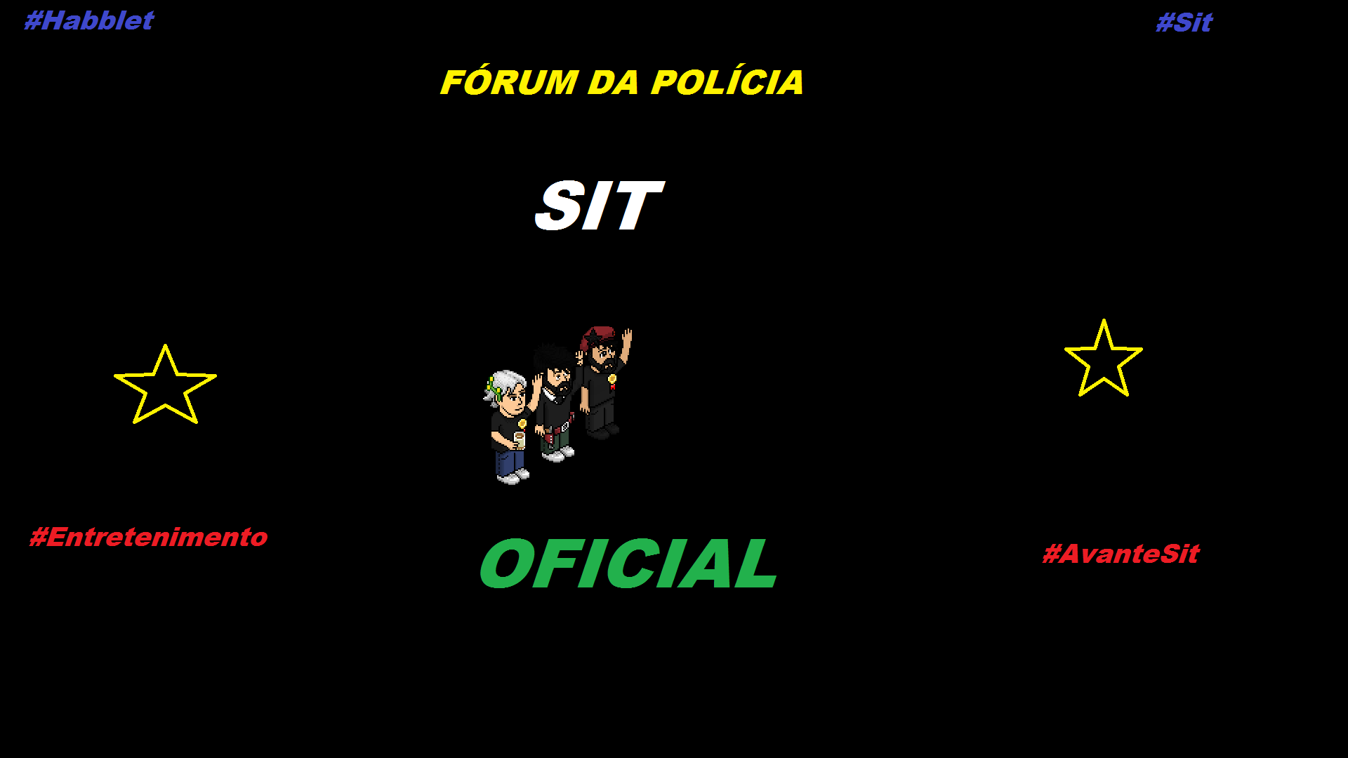 Polícia DME - Habblet - Portal: