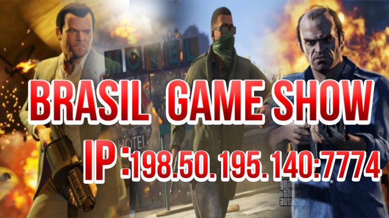 Brasil Game Show [RPG]