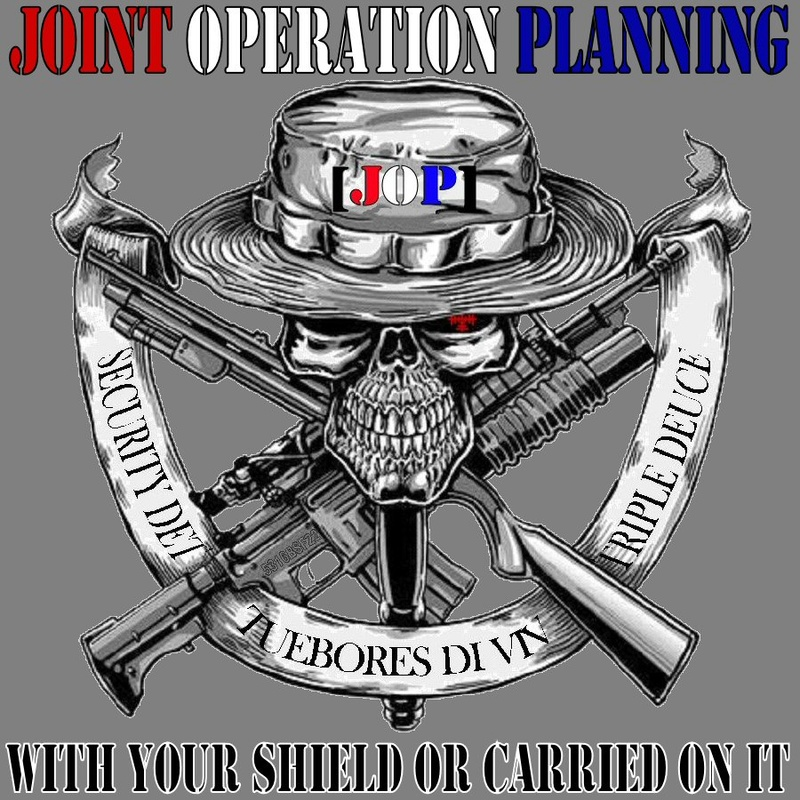 Joint Operation Planning [JOP]