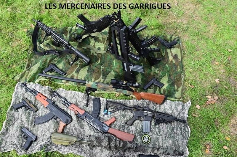Les Mercenaires Des Garrigues
