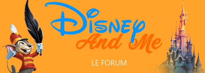 Disney And Me