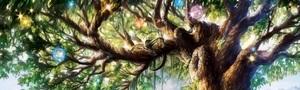 L'Arbre de Vie Yggdrasil