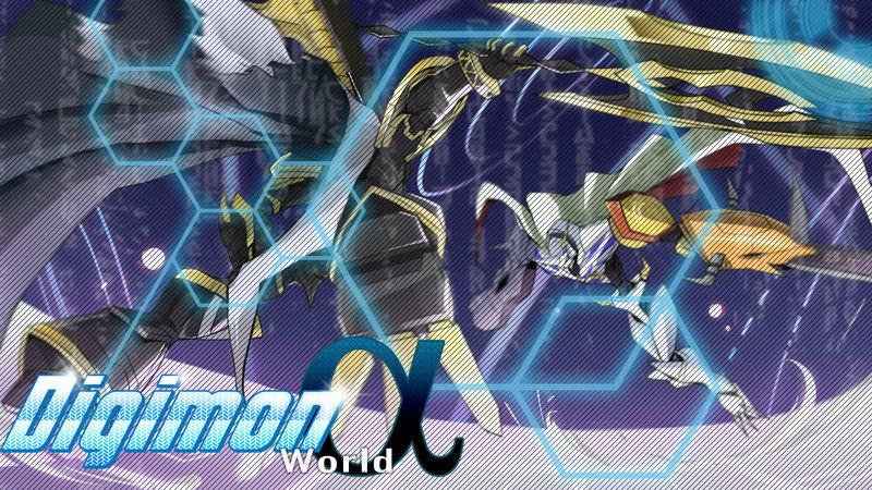 Digimon Alpha World