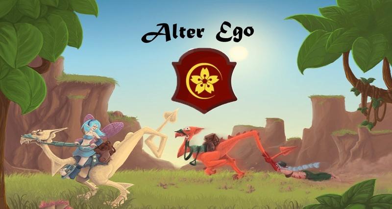 Forum de la guilde Alter Ego