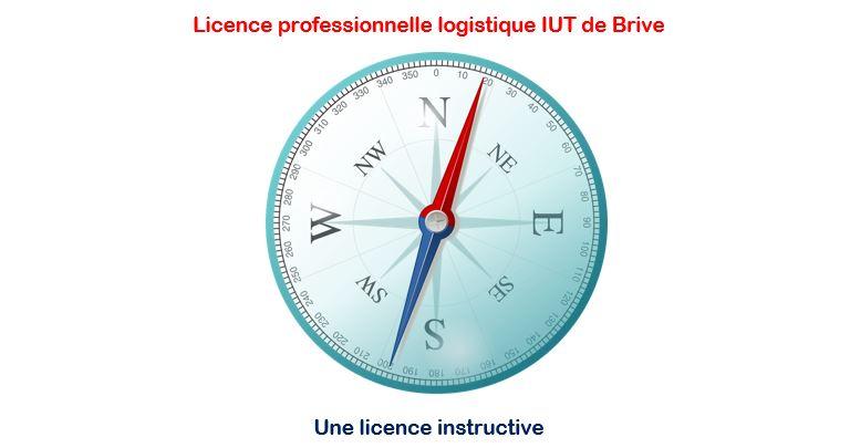 Licence Pro Logistique IUT de Brive