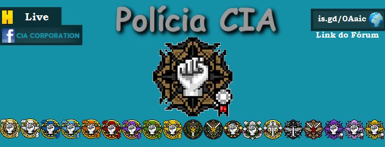 Polícia CIA CORPORATION ®